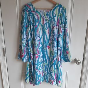 Lilly Pulitzer Colette Swing Dress Size Medium
